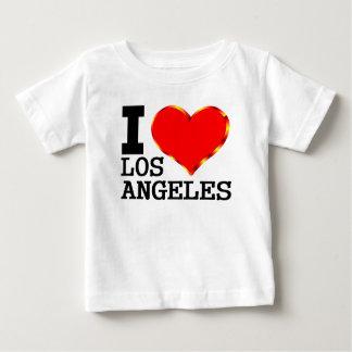 I Really Love Los Angeles Baby T-Shirt