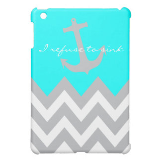 I refuse to sink iPad mini case