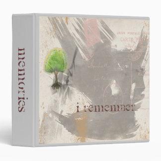 I Remember Memories Scrapbook Photo Binder