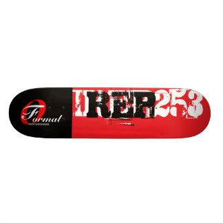 I Rep 253 Formal Skateboards