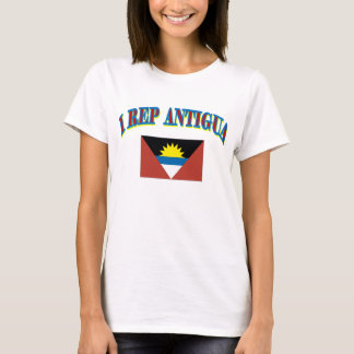 I REP ANTIGUA T-Shirt