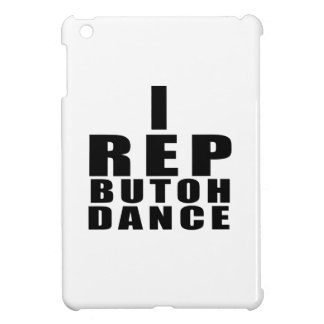I REP BUTOH DANCE DESIGNS CASE FOR THE iPad MINI