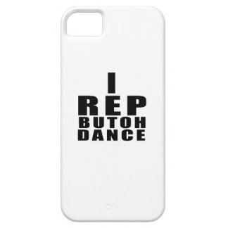I REP BUTOH DANCE DESIGNS iPhone 5 COVERS