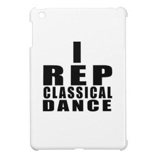 I REP CLASSICAL DANCE DESIGNS CASE FOR THE iPad MINI