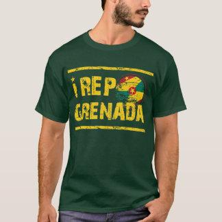 I rep Grenada T-Shirt