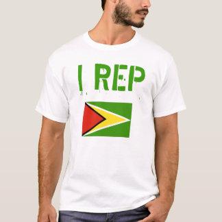 I REP GUYANA T-Shirt