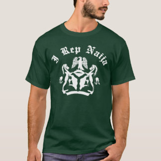 I rep naija T-Shirt