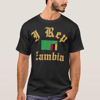 I rep Zambia T-Shirt