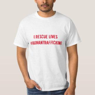 I Rescue Lives T-Shirt