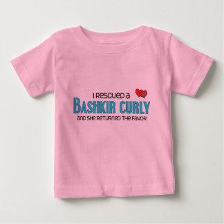 I Rescued a Bashkir Curly (Female Horse) Baby T-Shirt