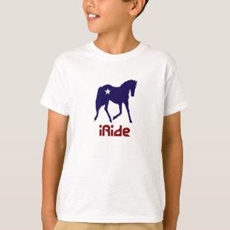i Ride Kids Tee  (unisex)