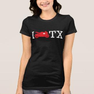 I Ride Texas T-Shirt