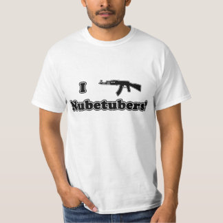 I Rifle Nubetubers! T-Shirt
