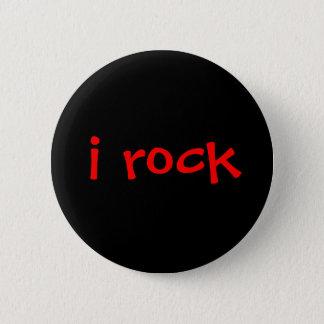 i rock 2 inch round button