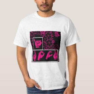 I ROCK Sign Language T-Shirt