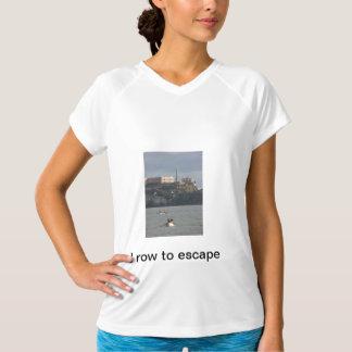 I row to escape sport-t T-Shirt