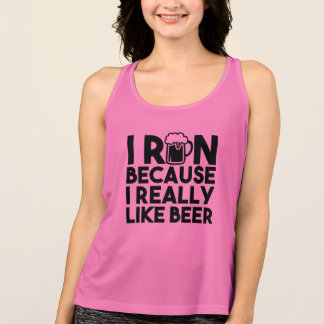 I Run because I really like beer funny shirt
