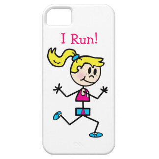 I Run! iPhone 5 Covers