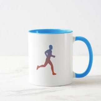 I RUN Man Mug