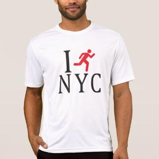 I run NYC T-Shirt
