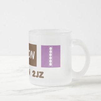 I RUN ON 2JZ Coffee Cup
