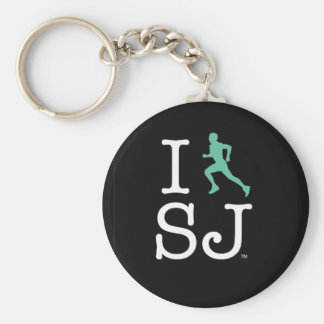 I Run SJ Keychain