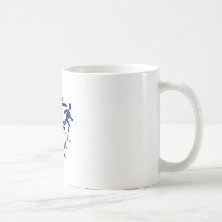 I Run Until The Pain Stops Coffee Mug