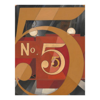 I Saw the Figure 5 in Gold Letterhead