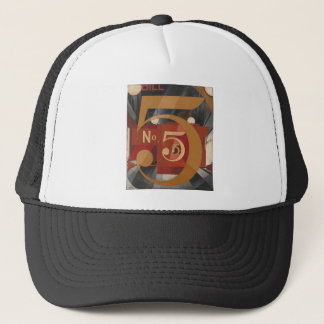 I Saw the Figure 5 in Gold Trucker Hat
