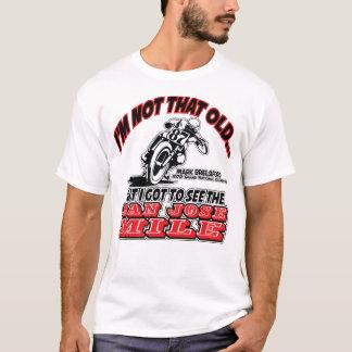 I SAW THE SAN JOSE MILE-MARK BRELSFORD T-Shirt