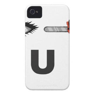 i saw you iPhone 4 Case-Mate case