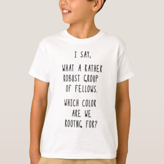 I say..... Sports shirt