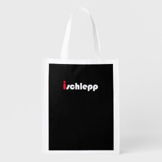 I Schlepp Reusable Grocery Bag