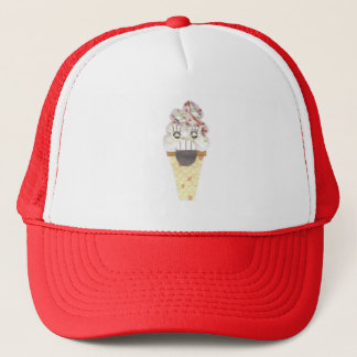 I Scream Baseball Cap