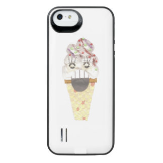 I Scream Battery Pack iPhone SE/5/5s Battery Case