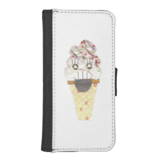 I Scream I-Phone 5/5s Wallet Case