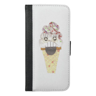 I Scream I-Phone 6/6s Plus Wallet Case