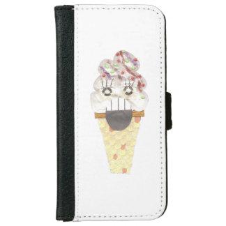 I Scream I-Phone 6/6s Wallet Case