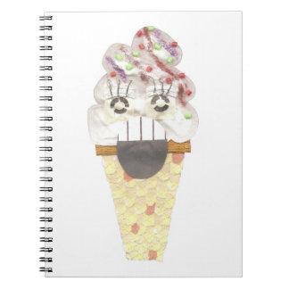 I Scream Notebook