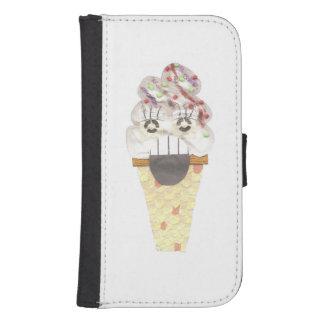 I Scream Samsung Galaxy S4 Wallet Case