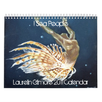 I Sea People Calendar 2011