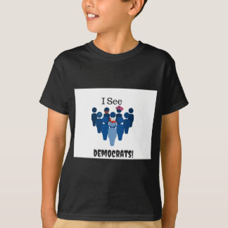 I See Democrats! 2016 T Shirts