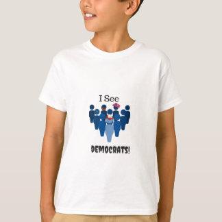 I See Democrats! 2016 Tshirt