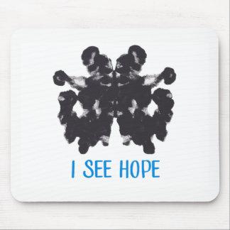 I See Hope Mousepad