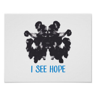 I See Hope Poster