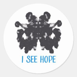 I See Hope Sticker