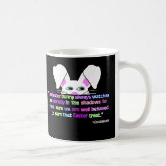 I See You, Easter Bunny Coffee Mug