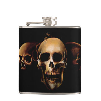 I See You.... Hip Flask