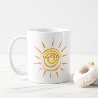 I See Your Smile Like The Sun Poem Coffee Mug