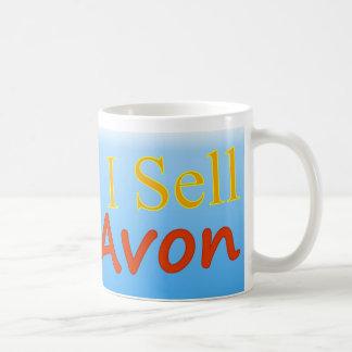 I-Sell-Avon Classic White Coffee Mug